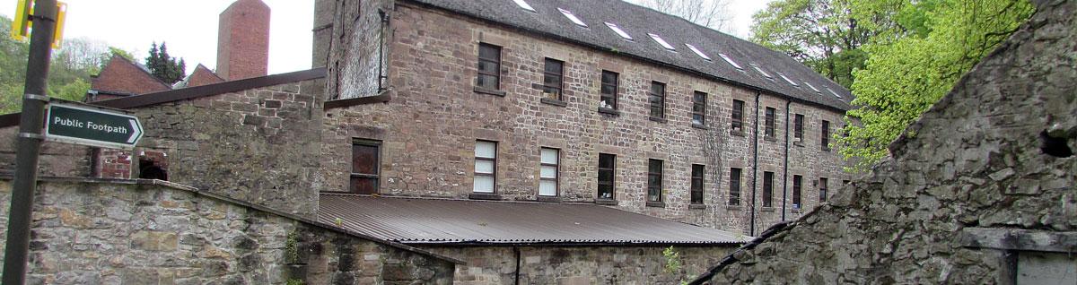 business offices in cromford via gellia mills